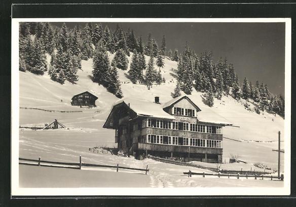 AK Adelboden, Pension Alpenflora 0