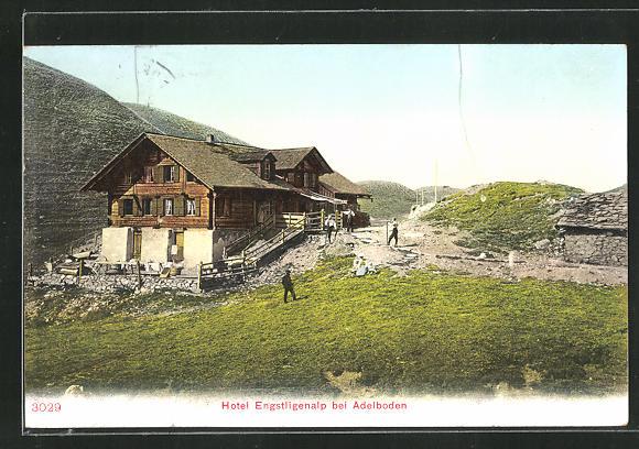 AK Adelboden, Hotel Engstligenalp 0