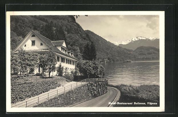AK Vitznau, Hotel-Restaurant Bellevue 0