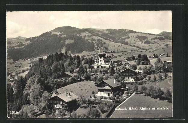 AK Gstaad, Hôtel Alpina et chalets 0