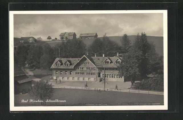 AK Schwellbrunn, Bad und Pension Hirschen 0
