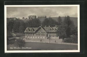 AK Schwellbrunn, Bad und Pension Hirschen