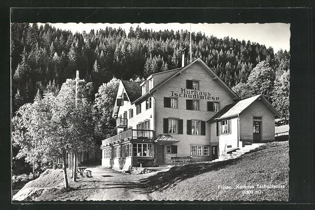 AK Flums, Kurhaus Tschudiwiese 0