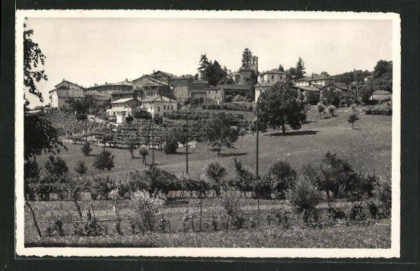 AK Breganzona, Panorama 0
