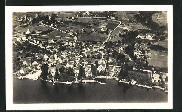 AK Erlenbach am Zürichsee, Ortsansicht 0