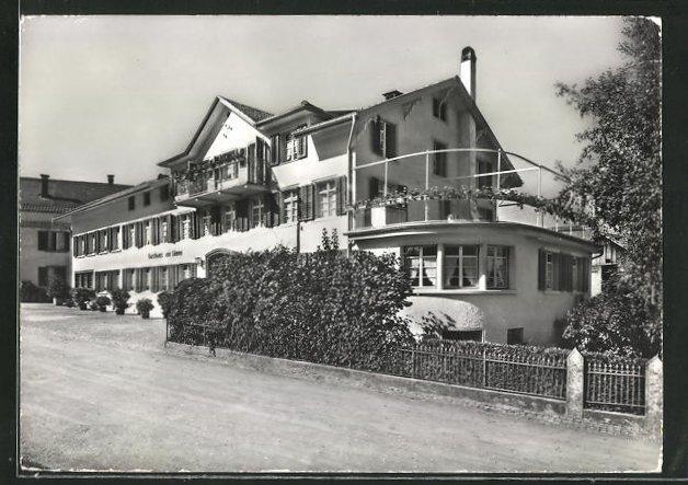 AK Elgg, Gasthaus zum Löwen 0