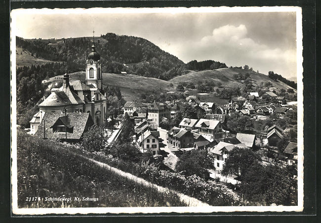 AK Schindellegi / Schwyz, Teilansicht 0