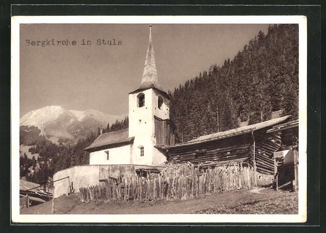 AK Stuls, Bergkirche 0