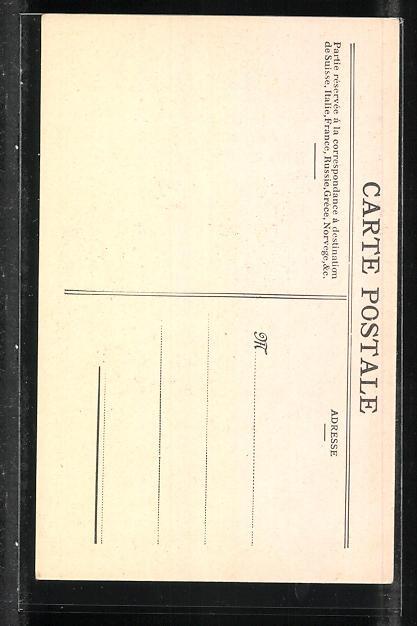 AK Vevey, Fête des Vignerons 1905, Moissoneur & Moisonneuse, Trachten 1