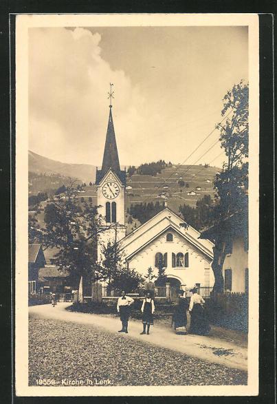AK Lenk, Motiv der Kirche 0