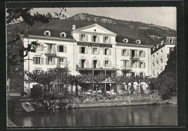 AK Weggis, Seehof Hotel du Lac 0