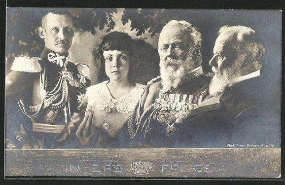 AK König Ludwig III. in Erbfolge 0
