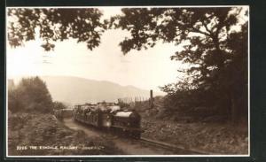 AK Englische Kleinbahn Eskdale Railway