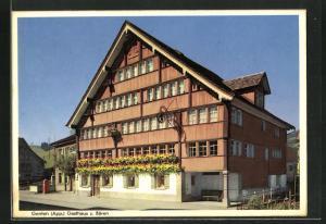 AK Gonten / App., Gasthaus zum Bären
