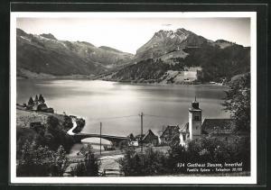 AK Innerthal, Gasthaus Stausee