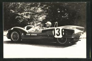 AK Autorennen, Rennwagen Ecure-Biennoise mit Nummer 136
