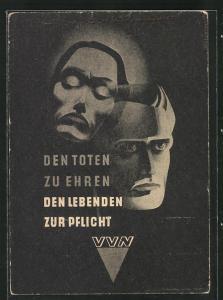 AK Dresden, Landeskonferenz der Vereinigung der Verfolgten des Naziregimes 1948