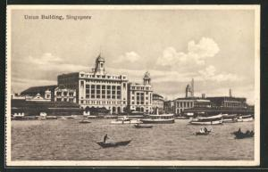 AK Singapore, Union Building