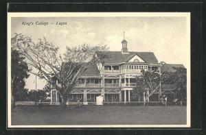 AK Lagos, View of King`s College
