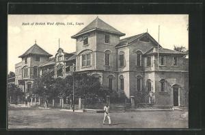 AK Lagos, Bank of British West Africa
