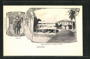 AK Libreville, Agence générale des Chargeurs Réunis