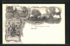 AK Libreville, Maison des médecins de l`Hopital, Cercle du Congo