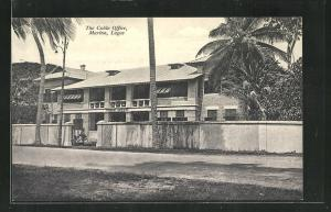 AK Lagos-Marina, The Cable Office