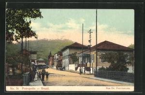 AK Petropolis, Rua Dr. Porciuncula