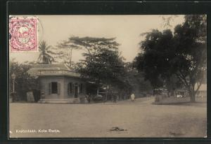 AK Kota Raja, Kratonlaan, Post-Office
