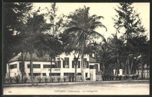AK Cotonou, La Délégation