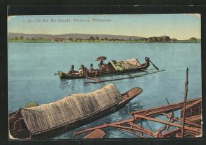 AK Mindanao, On the Rio Grande
