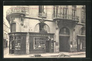 AK Paris, Rue Saint-Andre-des-Arts, Coiffeur