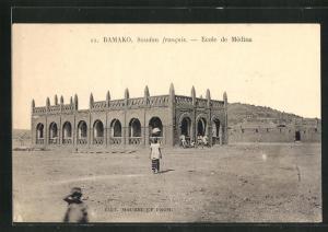AK Bamako, Soudan francais, Ecole de Medina