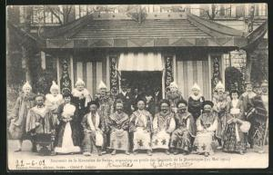 AK Martinique, Kermesse de Sedan 1902