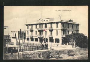 AK Suez, Hotel Bel-Air