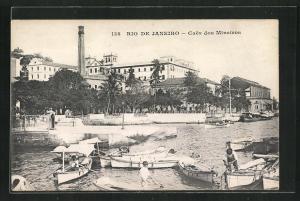 AK Rio de Janeiro, Caes dos Mineiros