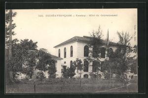 AK Konakry, Hotel du Gouvernement