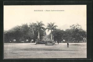 AK Maurice, Place Labourdonnais