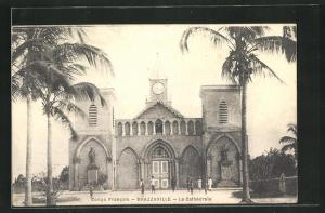 AK Brazzaville, La Cathedrale