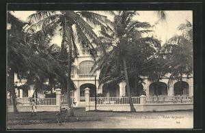 AK Dahomey / Cotonou, Palais de Justice