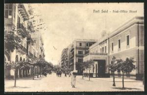 AK Port Said, Post Office Street