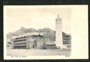 AK Aden, The Court of Justice