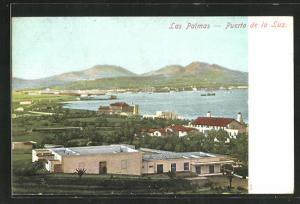 AK Las Palmas, Puerto de la Luz