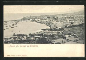AK Tenerife, Bahia del puerto