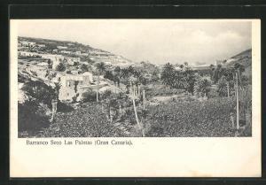 AK Las Palmas, Barranco Seco