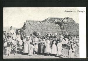 AK Tenerife, Peasants