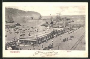 AK Tenerife, Muelle