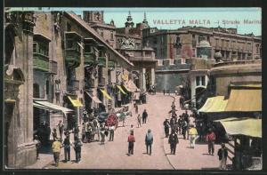 AK Valletta, Strada Marina