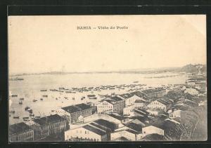 AK Bahia, Vista do Porto