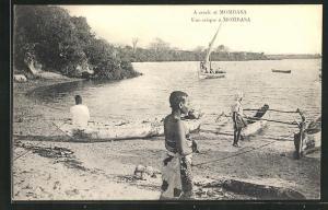 AK Mombasa, Une erique